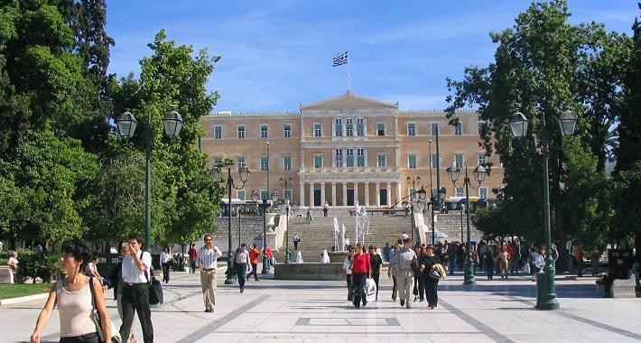 سه جاذبه گردشگری معروف یونان