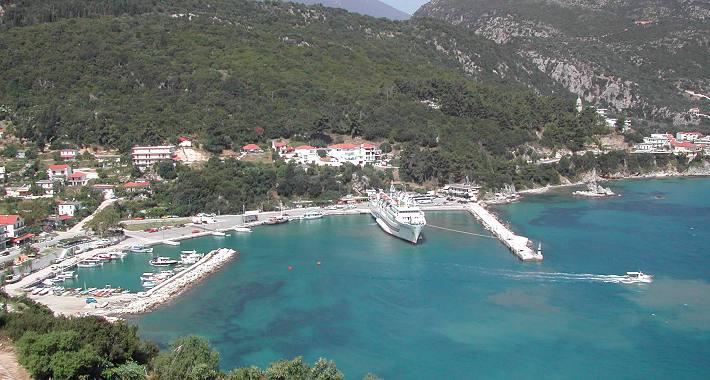 Kefalonia Poros Resort Cephalonia Ionian Island Greek Islands Greece