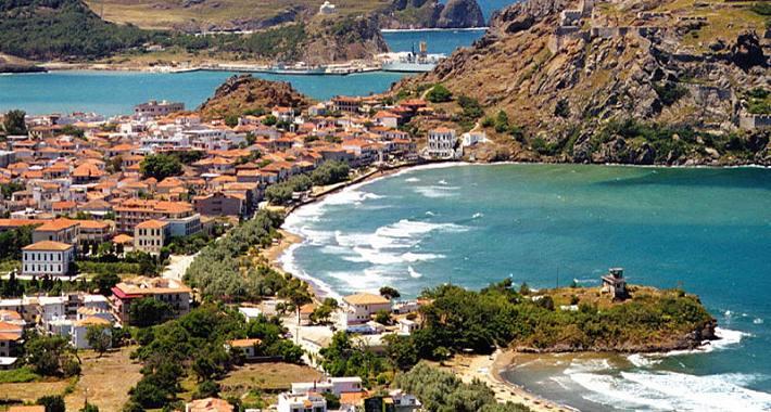 Lemnos Island Beaches
