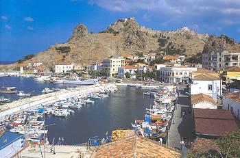 Myrina Greece Stock Photos & Myrina Greece Stock Images - Alamy