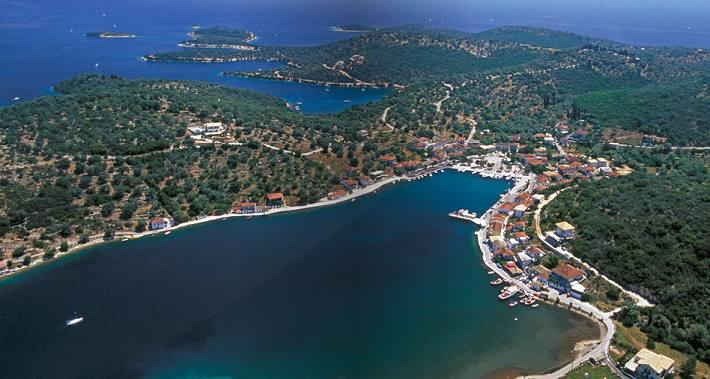 Meganissi Meganisi Ionian Islands Greece Travel And