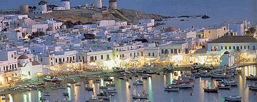 Mykonos Island Myconos Town