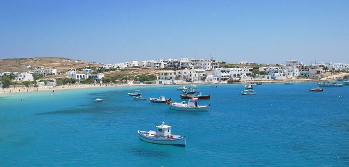 Hotels Koufonisia Island