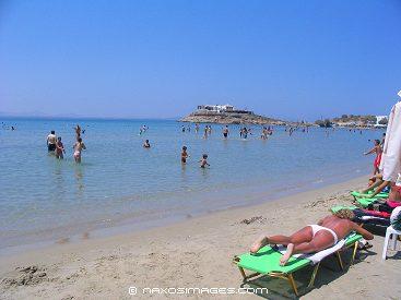 Naxos Beach Saint George In Chora