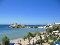 Saint George Beach Naxos Town